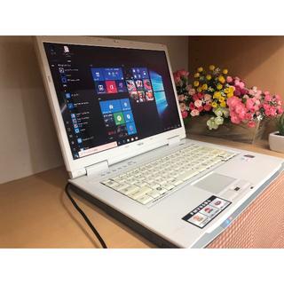 富士通 - お買い得品! 高速SSD! 最新Windows 富士通 ノートパソコン