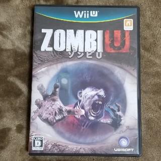 ウィーユー(Wii U)のWii U ★ゾンビU(家庭用ゲームソフト)