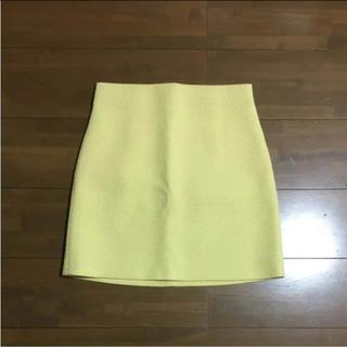 ザラ(ZARA)のZARA きれいめミニスカート(ミニスカート)