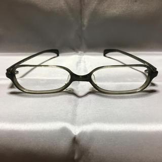 フォーナインズ(999.9)の999.9 フォーナインズ NP-704 メガネフレーム グレー(サングラス/メガネ)