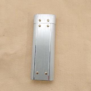 カルティエ(Cartier)のCartier カルティエ ライター 着火有り シルバーモデル(タバコグッズ)