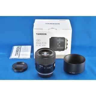 タムロン(TAMRON)のタムロン SP 85mm F1.8 Di VC USD  キャノン用(レンズ(単焦点))