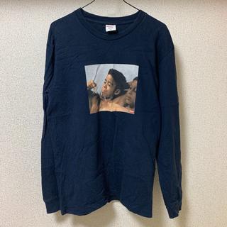 シュプリーム(Supreme)のsupremeプリンティング·Tシャツ(Tシャツ(長袖/七分))