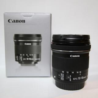 キヤノン(Canon)のCanon 広角 EF-S10-18mm F4.5-5.6 IS STM (レンズ(ズーム))