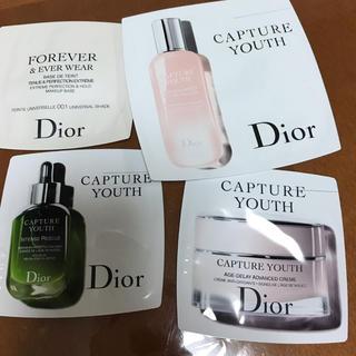 ディオール(Dior)のディオールサンプル(サンプル/トライアルキット)
