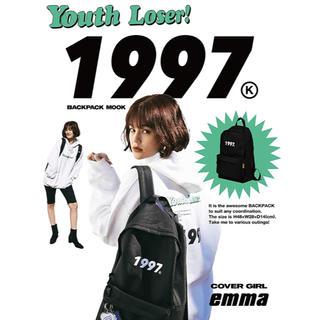 バブルス(Bubbles)のyouth loser 1997 バックパック(リュック/バックパック)