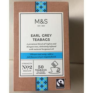 マークアンドスペンサー アールグレイ 紅茶(茶)