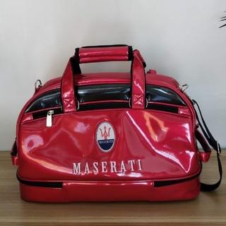 Maserati トラベルバッグ(トラベルバッグ/スーツケース)