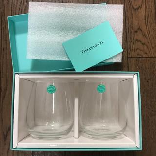 ティファニー(Tiffany & Co.)のティファニー ペアグラス(グラス/カップ)