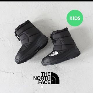 ザノースフェイス(THE NORTH FACE)のTHE NORTH FACE NUPTSE BOOTIE※新品未使用品(ブーツ)