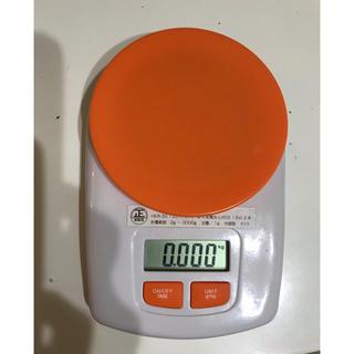 デジタル計量器(調理道具/製菓道具)