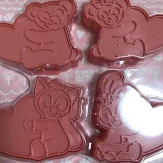 ディズニー(Disney)のダッフィークッキー型ハートウォーミングデイズ(調理道具/製菓道具)