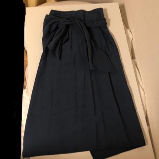 AMAIL 巻きスカート(ロングスカート)