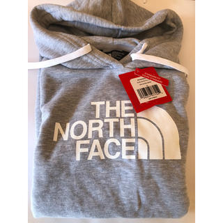 THE NORTH FACE - 【新品】ノースフェイス レディースパーカー(グレーXSサイズ)
