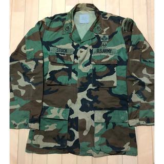 バズリクソンズ(Buzz Rickson's)の米軍 BDU ジャケット(ミリタリージャケット)