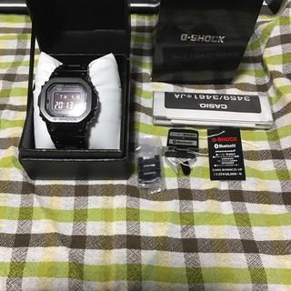 ジーショック(G-SHOCK)のG-SHOCK フルメタルブラック(腕時計(デジタル))