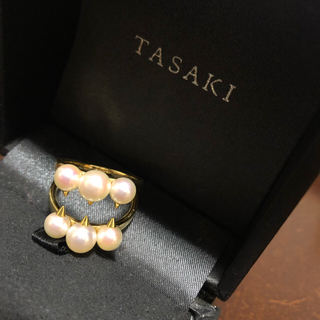 TASAKI - TASAKI dangerリング