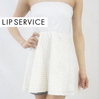 リップサービス(LIP SERVICE)のリップサービス♡ベアチュニック1200円(チュニック)