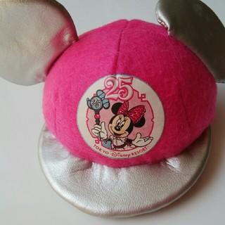 ディズニー(Disney)の25周年 キャップ型 ヘアピン(ヘアピン)