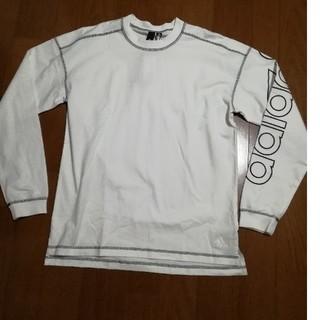 アディダス(adidas)のadidas19SS ロングスリーブT 白L 未使用タグ付き(Tシャツ/カットソー(七分/長袖))