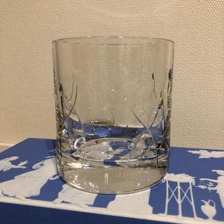 ウェッジウッド(WEDGWOOD)の新品未使用 ウェッジウッド ロックグラス ペア(グラス/カップ)