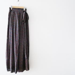 イザベルマラン(Isabel Marant)の美品✦ฺ ISABEL MARANT ETOILE  ロングラップスカート (ロングスカート)