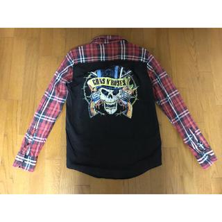ザラ(ZARA)の美品 ZARA チェックシャツ(シャツ)
