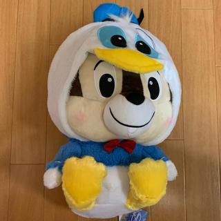 ディズニー(Disney)のデール with ドナルド ぬいぐるみ 新品(ぬいぐるみ)