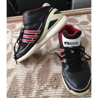 アディダス(adidas)のadidas スニーカー 27センチ(バスケットボール)