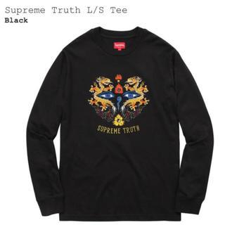 シュプリーム(Supreme)のSupreme Truth L/S Top(Tシャツ/カットソー(七分/長袖))
