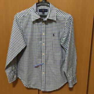 ラルフローレン(Ralph Lauren)の150 ラルフローレン 長袖ボタンシャツ(Tシャツ/カットソー)