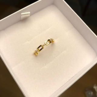 ジュエリーツツミ(JEWELRY TSUTSUMI)のジュエリーツツミ k18 ダイヤモンドリング (リング(指輪))