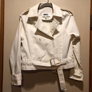 エムエムシックス(MM6)のMM6 ライダースジャケット(ライダースジャケット)