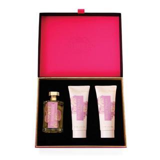 ラルチザンパフューム(L'Artisan Parfumeur)の4.25  成田発送 / Rose Privee ローズ プリヴェ 限定コフレ(香水(女性用))
