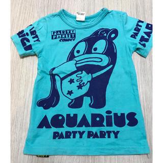 パーティーパーティー(PARTYPARTY)のTシャツ 100 男の子(Tシャツ/カットソー)