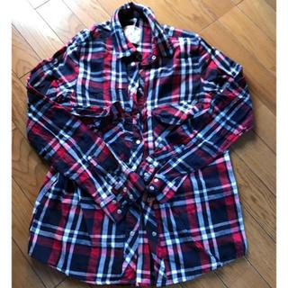 ザラ(ZARA)のザラチェックシャツ(シャツ/ブラウス(長袖/七分))