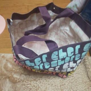シェル(Cher)の新品 美品 cher トートバック(エコバッグ)