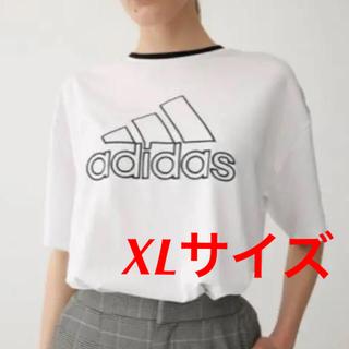 アディダス(adidas)のアディダス Tシャツ マウジー    XLサイズ(Tシャツ(半袖/袖なし))