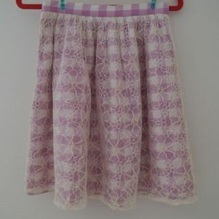 スウィングル(Swingle)のスウィングル ひざ丈スカート(ひざ丈スカート)