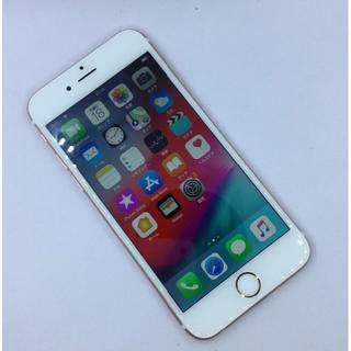 iphone6s 128GB SIMフリー ローズゴールド(スマートフォン本体)