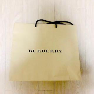 バーバリー(BURBERRY)のバーバリー♡紙袋♡巾着(ショップ袋)
