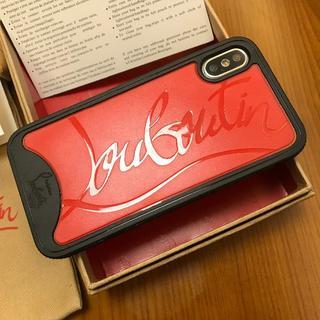 クリスチャンルブタン(Christian Louboutin)のルブタン【国内完売】スニーカーソール iPhone x ケース(iPhoneケース)