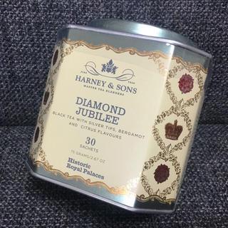 HARNEY&SONS★ ダイアモンド・ジュビリー★30サシェ缶★紅茶(茶)