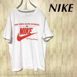 ナイキ(NIKE)の美品 NIKE デカロゴ Tシャツ(Tシャツ(半袖/袖なし))