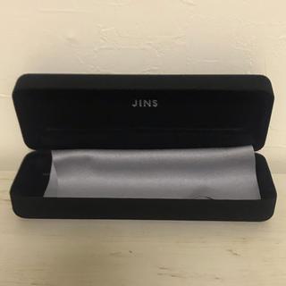 ジンズ(JINS)のJINS メガネケース & クロス 新品(サングラス/メガネ)