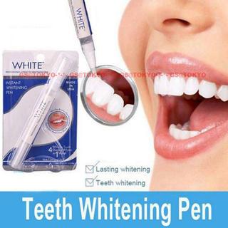 歯のホワイトニング・ペン(口臭防止/エチケット用品)