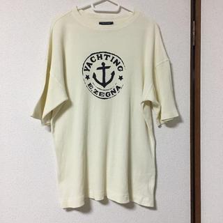 エルメネジルドゼニア(Ermenegildo Zegna)の💙Ermenegildo Zegna(Tシャツ/カットソー(半袖/袖なし))
