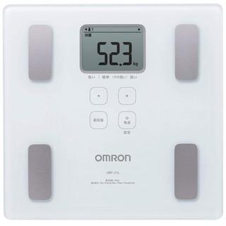 【大幅★割引】オムロン体重計(体重計)