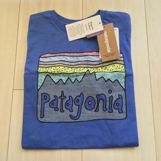 パタゴニア(patagonia)の【新品未使用】パタゴニア キッズ Tシャツ 3Y(Tシャツ/カットソー)