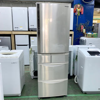 Panasonic - ⭐︎Panasonic⭐︎冷凍冷蔵庫 2013年自動製氷美品 大阪市近郊配送無料